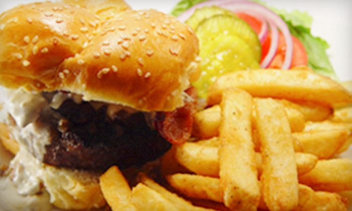 Tap House Grille - Fall River: Half Off American Food at Tap House Grille