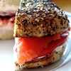 Half Off Breakfast and Lunch Cuisine at Bagel Hut Restaurant