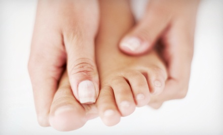 $99 for One Laser Nail-Fungus-Removal Treatment for the Hands or Feet at Calista Skin & Laser Center ($249 Value)
