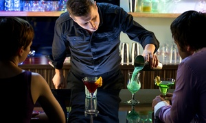 American Bartenders School: Mixology, Beer, or Wine Class or Bartender Bootcamp at American Bartenders School (Up to 68% Off)