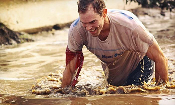 Loon Mountain Resort - Lincoln: $39 for Entry in the 5K Loon Mountain Monster Mud Run on Saturday, July 13 at Loon Mountain Resort (Up to $70 Value)