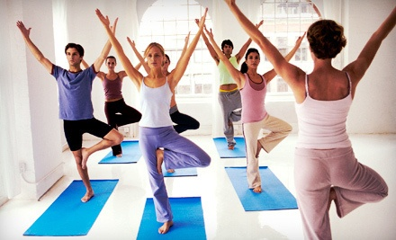 1 Month of Unlimited Yoga Classes (up to a $99 value) - Your Yoga in Minneapolis
