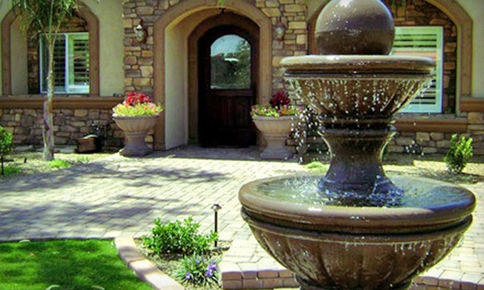 Lone Star Landscaping - Paradise Valley: Landscaping Supplies and Services from Lone Star Landscaping (Up to 70% Off). Three Options Available.