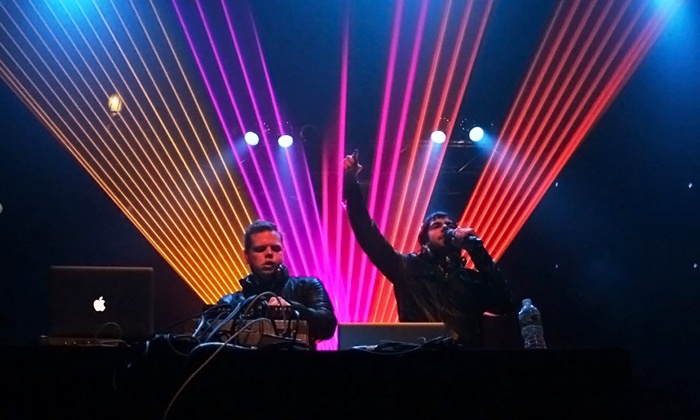"""Savoy - Park City Live: """"Get Lazer'd"""" Featuring Savoy at Park City Live on Tuesday, February 11 (Up to 54% Off)"""