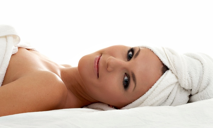 Marie Hair Designs - Ojus: Microdermabrasion Facial or One-Hour Firming Facial with Facial Massage at Marie Hair Designs (Up to 73% Off)