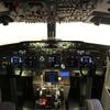 Simulateur de pilotage d'avion