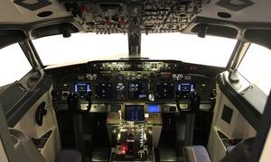 Flight Zone, 15e: Simulation pilotage F16 ou Boeing 737 d'1h, 1h30 ou 2h30 dès 69 € chez Flight Zone