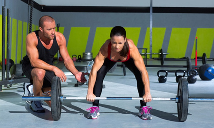 CrossFit True Athletics - Hamden: $72 for $160 Worth of CrossFit at CrossFit True Athletics