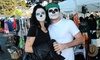 Treasure Island Flea Halloween Show - San Francisco: Treasure Island Flea Halloween Show for Two or Four with Drinks on October 25–26 (Up to 55% Off)