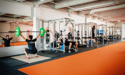 4 or 13 Weeks of Fitness Classes at ProEdge Sports Conditioning Ltd. (Up to 61% Off)