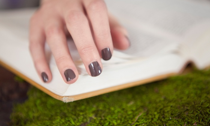 Present Nail Spa - Falls Church: One, Two, or Three Milk and Honey Manicures at Present Nail Spa (Up to 49% Off)