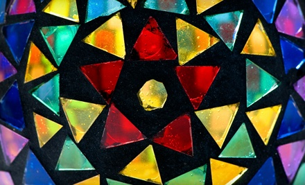 $39 for Three-Hour Stained-Glass Class at Tulsa Stained Glass ($99 Value)