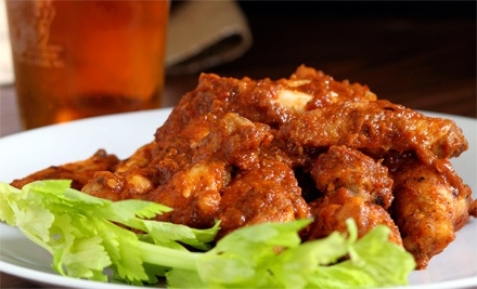 $10 for $20 Worth of Wings and Pub Food at RC Fowlers