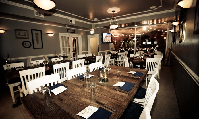 Bartucci - Belmont Heights: $10 for $20 Worth of Italian Food — BarTucci