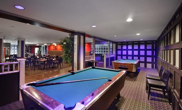 revamped hotel in norfolks arts district - Wyndham Garden Norfolk Downtown