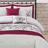 Embroidered 6-Piece Comforter Sets