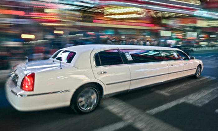 Fiesta Limousine - Sommerset West - Elmonica South: $50 Toward Limousine Transport