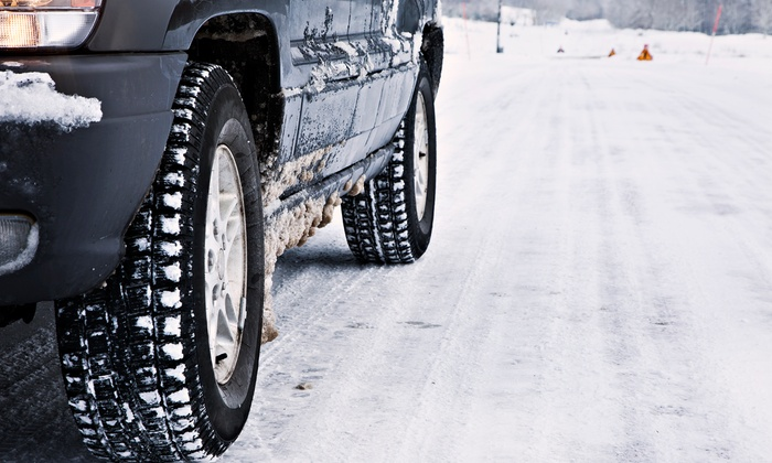 Auto-Lab Rochester Hills - Multiple Locations: Winter-Ready Maintenance Package or Oil Change with Tire Rotation at Auto-Lab Rochester Hills (Up to 66% Off)