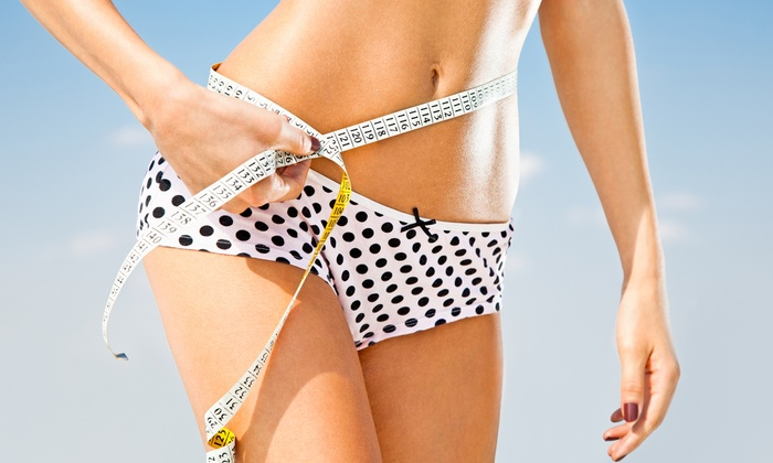 Platinum Fitness Plus - Platinum Fitness: Ultrasound Lipo Treatments at Platinum Fitness Plus (Up to 63% Off). Four Options Available.