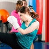 Up to 72% Off Kickboxing or TRX Classes