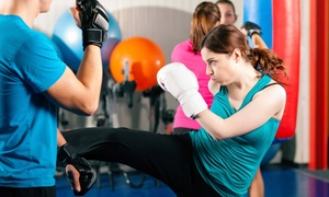 Lake Mary Fitness By Alberto: Five or Ten Kickboxing or TRX Classes at Lake Mary Fitness By Alberto (Up to 72% Off)