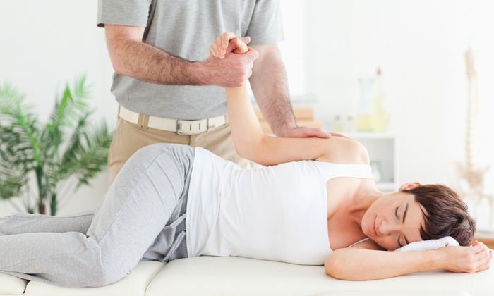 Tanabe Chiropractic - Rancho Cordova: $65 for a Consultation, X-Rays, and Physiotherapy Session at Tanabe Chiropractic ($250 Value)