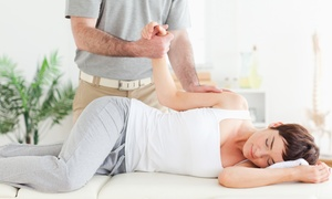 Tanabe Chiropractic: $65 for a Consultation, X-Rays, and Physiotherapy Session at Tanabe Chiropractic ($250 Value)