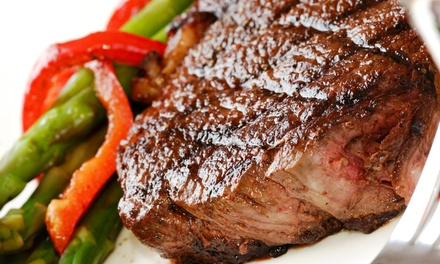 Seafood and Steak Meal for Two or Four at Spanky's Grill 41 (Up to 50% Off)