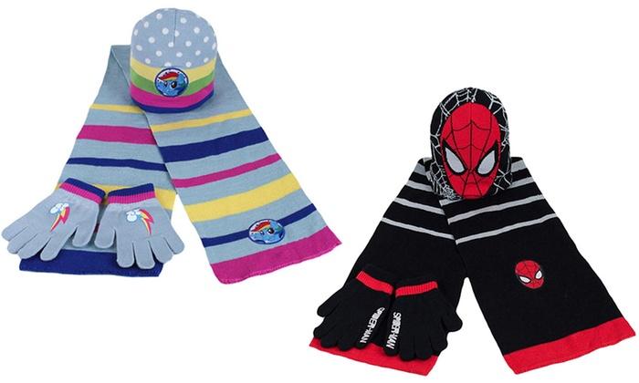Set invernale per bambini Disney