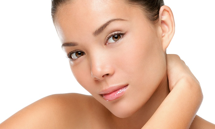 Aqua Spa and Wellness - AQUA Spa and Wellness Center: One or Three Micro-Peel and Dermaplane Treatments at AQUA Spa & Wellness Center (Up to 56% Off)