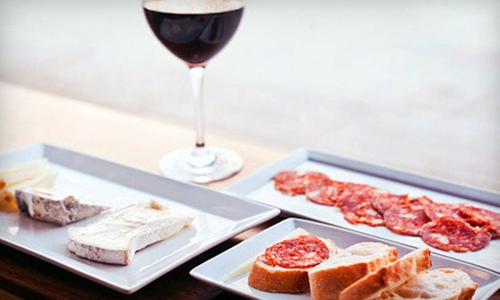 694 Wine & Spirits - 694 Wine & Spirits: Small Plates and Drinks at 694 Wine & Spirits (Up to 53% Off). Two Options Available.