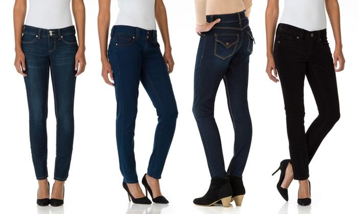 Seven7 Women's Skinny Corduroy or Leggings: Seven7 Women's Skinny Corduroy or Leggings. Multiple Styles Available.