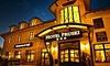 Hotel Pruski 3* - Orneta: Warmia i Mazury-Orneta: 2-8 dni dla 2 osób z wyżywieniem i więcej w Hotelu Pruskim 3*