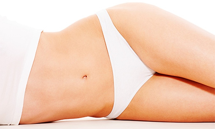 The Body Wrap Shoppe & Spa - Brick: One, Three, or Five i-Lipo Body-Slimming Sessions with Consultation at The Body Wrap Shoppe & Spa (Up to 62% Off)
