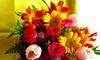 Fantasy Flowers Florist - San Bernardino: Bouquets from Fantasy Flowers Florist (50% Off). Two Options Available.