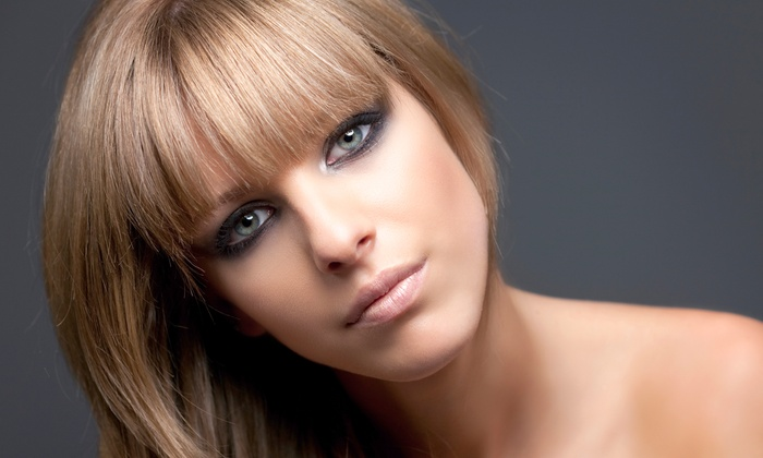 Basia Hair Design and Spa - South Loop: $95 for a Haircut and Partial Highlights at Basia Hair Design and Spa ($200 Value)
