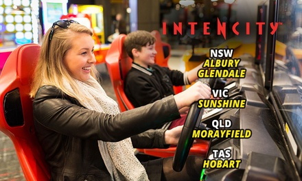 Two $15 or Four $30 Intencity Super Sessions Passes at Intencity, Five Locations Up to $60 Value