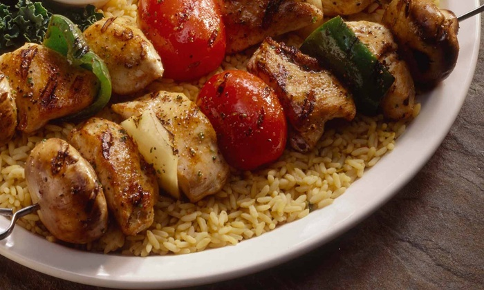 Eastern Kebab & Grill - Brewer's Hill: $11 for Two $10 Groupons for American and Indian Food at Eastern Kebab & Grill ($20 Total Value)