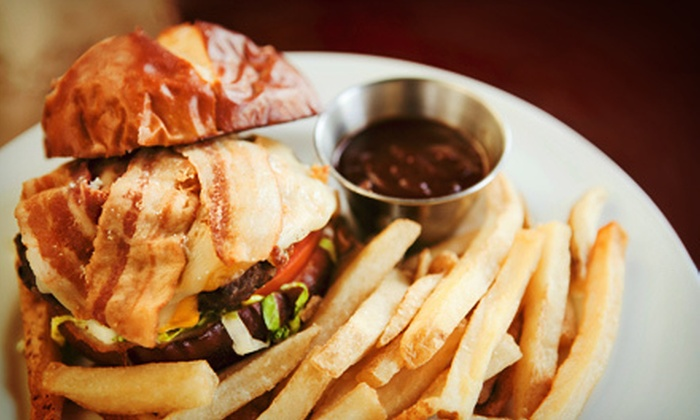 Sandbar & Sports Grille - Harrison Township: $10 for $20 Worth of Pub Food and Drinks at Sandbar & Sports Grille