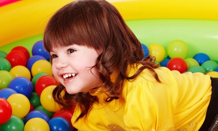 Kids' Play Time Package for Two or a Party for 10 at Funland LLC ( 50% Off)