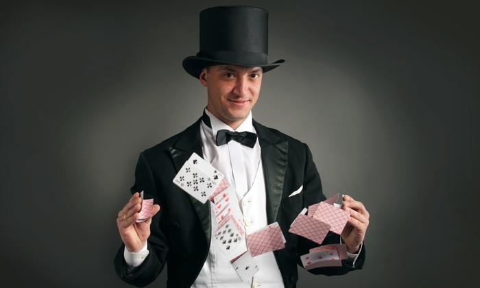 Atlanta's Magician Shaun - Marietta: $69 for $125 Toward Booking A Magician or A Half Hour Magic Show — Magician Shaun