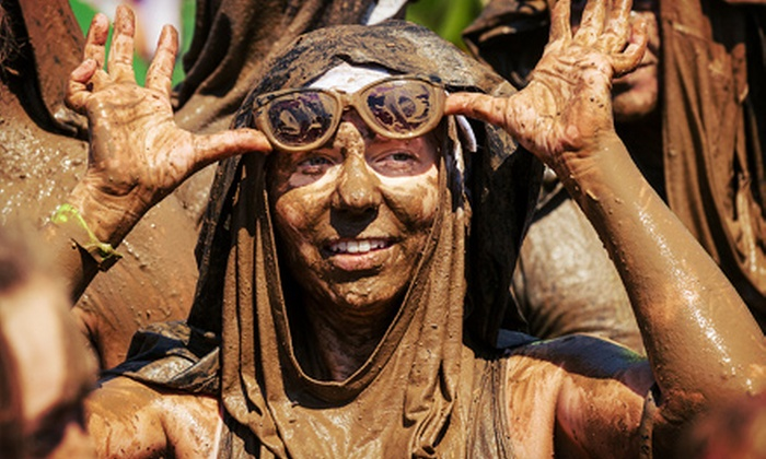 Critical Mud - Elizabeth City: $55 for Sand & Mud Fest 5K from Critical Mud on September 28 (Up to $110 Value)