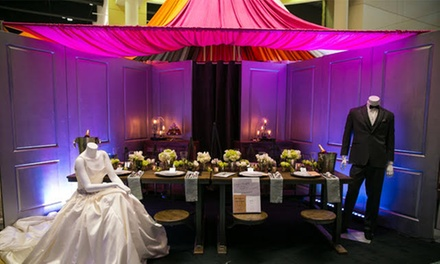 General Admissions to Twin Cities Bridal Show with Optional Fashion Show from The Wedding Guys (Up to 43% Off)