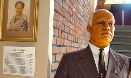 Admission for Two, Four, or Six at The Griot Museum of Black History (47% Off)