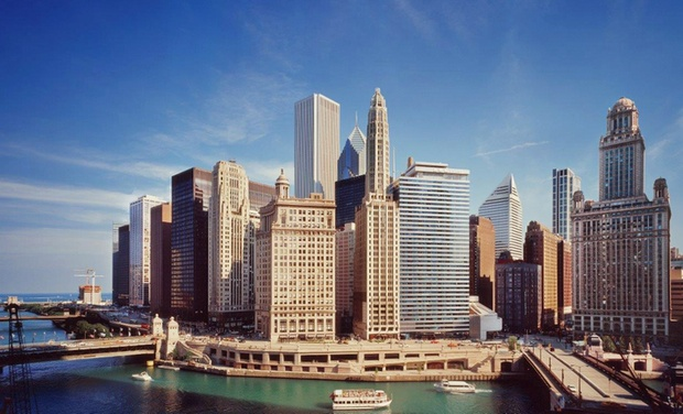 River Hotel - Chicago: Stay at River Hotel in Chicago, with Dates into March
