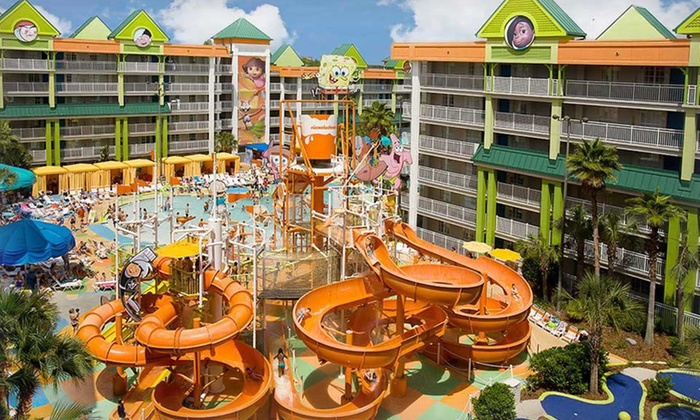 Nickelodeon Suites Resort - Orlando, FL: Stay at Nickelodeon Suites Resort in Orlando, FL. Dates Available into September.