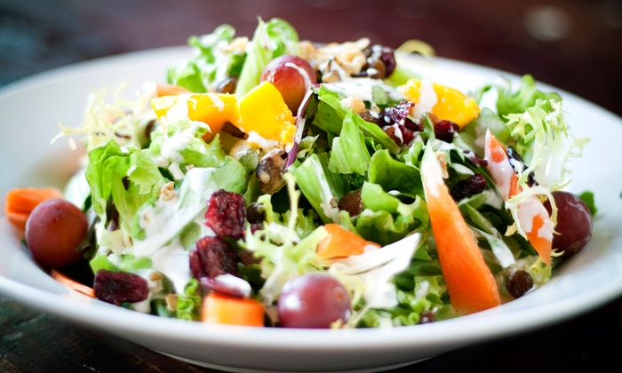 The Salad Bowl - New York City: $11 for $20 Worth of Food Delivery from The Salad Bowl