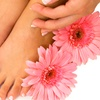 Up to 51% Off Shellac Manicure, Pedicure, or Both