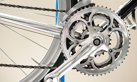 $39 for a Super Deluxe Bicycle Tune-Up at The Cutting Edge Bike Shop ($80 Value)