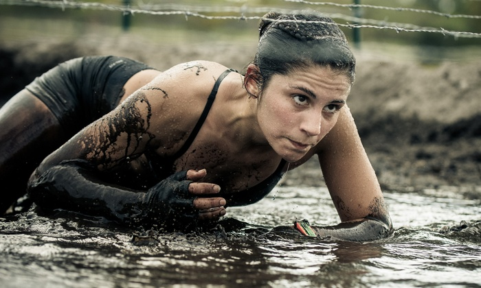 Superhero Scramble - Amesbury Town: Superhero Scramble Obstacle-Course Race on Saturday June 7, 2014 (Up to 59% Off). Two Options Available.